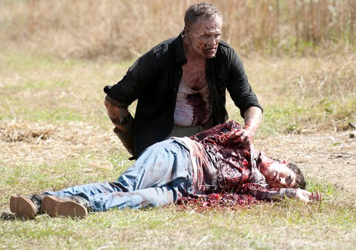 Walking Dead 3.15 Merle Zombie